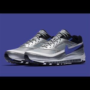 f8a79c42c6 Nike Shoes | Air Max 97bw Metallic Silver Mens Sneakers | Poshmark